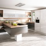 rodrix-küchenstudio-showroom-hell-Silbermond-Altfichte-Cerros-Fliederweiß