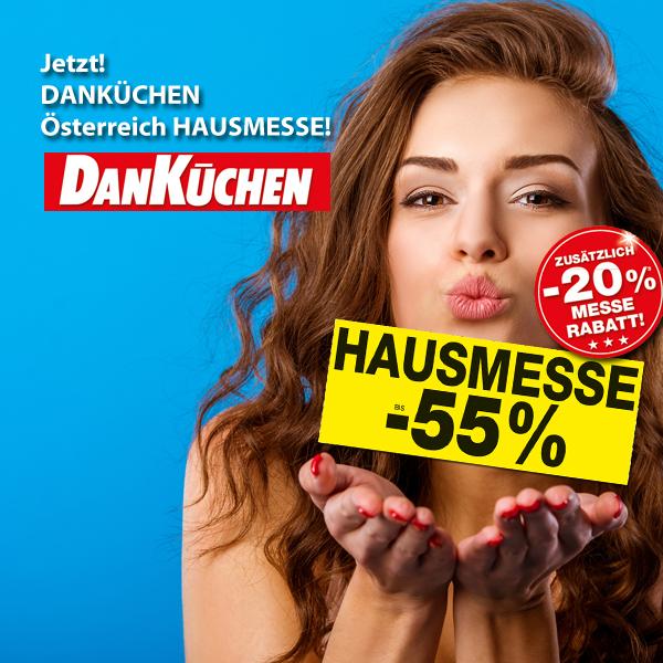 Jetzt! DANKÜCHEN Hausmesse Österreich beim Rodrix!